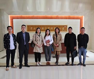 浙江大学MBA校长及其团队参观了慈北医疗中心
